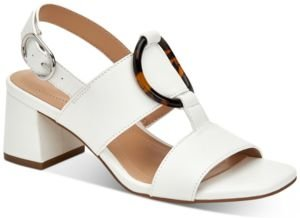 Step N' Flex Gwenna Ring-Hardware Dress Sandals, Created for Macy's Women's Shoes