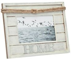 "Home Rope Frame - 4"" x 6"""